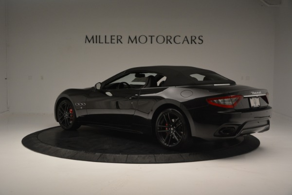 New 2018 Maserati GranTurismo Sport Convertible for sale Sold at Aston Martin of Greenwich in Greenwich CT 06830 6