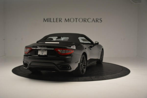 New 2018 Maserati GranTurismo Sport Convertible for sale Sold at Aston Martin of Greenwich in Greenwich CT 06830 9