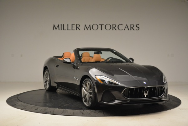 Used 2018 Maserati GranTurismo Sport Convertible for sale $92,995 at Aston Martin of Greenwich in Greenwich CT 06830 10
