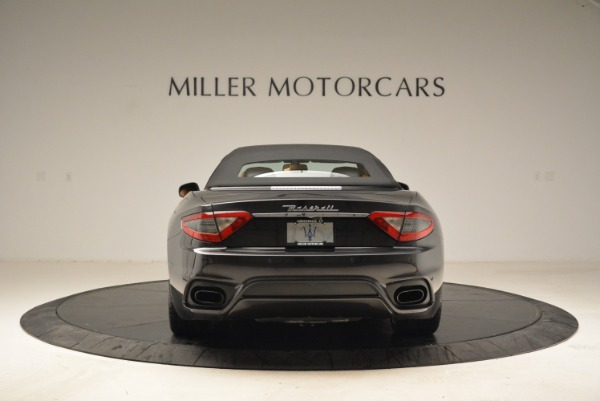 Used 2018 Maserati GranTurismo Sport Convertible for sale $92,995 at Aston Martin of Greenwich in Greenwich CT 06830 16