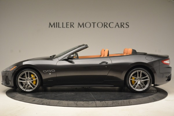 Used 2018 Maserati GranTurismo Sport Convertible for sale $92,995 at Aston Martin of Greenwich in Greenwich CT 06830 2