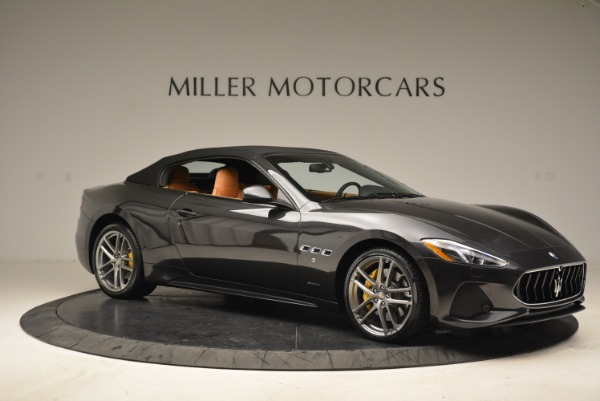Used 2018 Maserati GranTurismo Sport Convertible for sale Sold at Aston Martin of Greenwich in Greenwich CT 06830 20