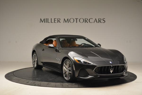 Used 2018 Maserati GranTurismo Sport Convertible for sale Sold at Aston Martin of Greenwich in Greenwich CT 06830 21