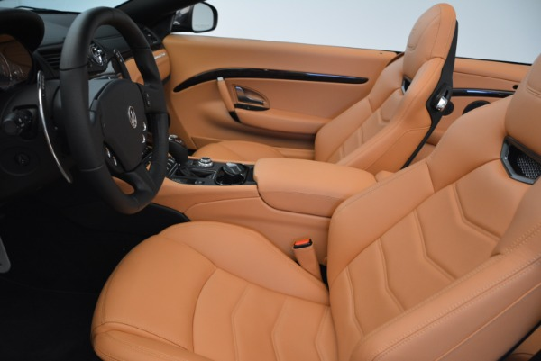 Used 2018 Maserati GranTurismo Sport Convertible for sale $92,995 at Aston Martin of Greenwich in Greenwich CT 06830 24