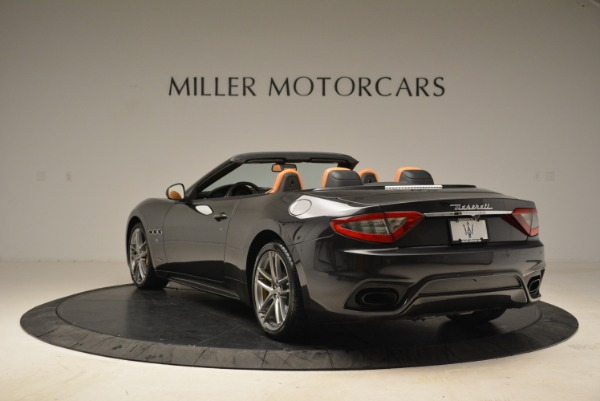 Used 2018 Maserati GranTurismo Sport Convertible for sale $92,995 at Aston Martin of Greenwich in Greenwich CT 06830 4