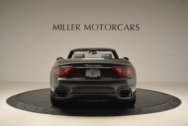 Used 2018 Maserati GranTurismo Sport Convertible for sale Sold at Aston Martin of Greenwich in Greenwich CT 06830 5