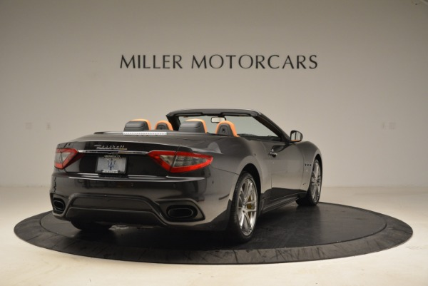 Used 2018 Maserati GranTurismo Sport Convertible for sale $92,995 at Aston Martin of Greenwich in Greenwich CT 06830 6