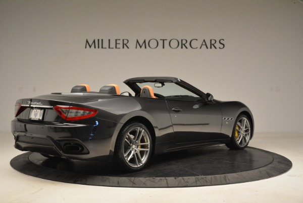 Used 2018 Maserati GranTurismo Sport Convertible for sale Sold at Aston Martin of Greenwich in Greenwich CT 06830 7