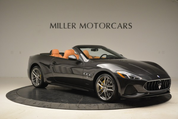 Used 2018 Maserati GranTurismo Sport Convertible for sale $92,995 at Aston Martin of Greenwich in Greenwich CT 06830 9
