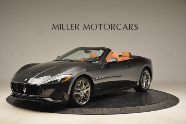 Used 2018 Maserati GranTurismo Sport Convertible for sale $92,995 at Aston Martin of Greenwich in Greenwich CT 06830 1