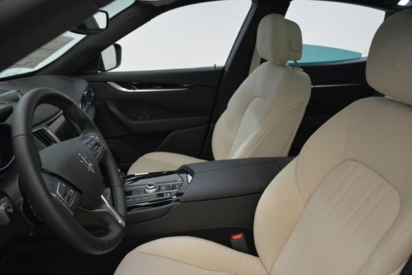 New 2017 Maserati Levante Q4 for sale Sold at Aston Martin of Greenwich in Greenwich CT 06830 13