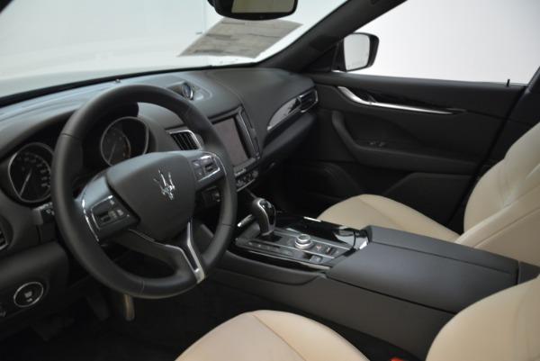 New 2017 Maserati Levante Q4 for sale Sold at Aston Martin of Greenwich in Greenwich CT 06830 14