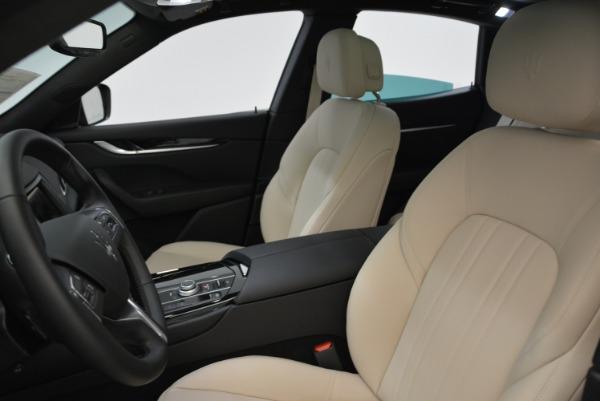 New 2017 Maserati Levante Q4 for sale Sold at Aston Martin of Greenwich in Greenwich CT 06830 15