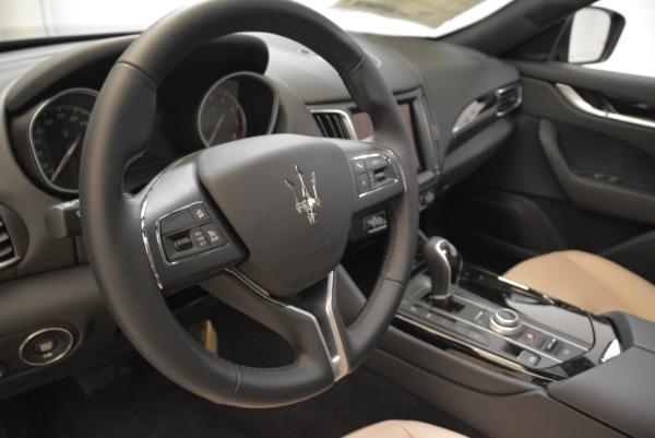 New 2017 Maserati Levante Q4 for sale Sold at Aston Martin of Greenwich in Greenwich CT 06830 16