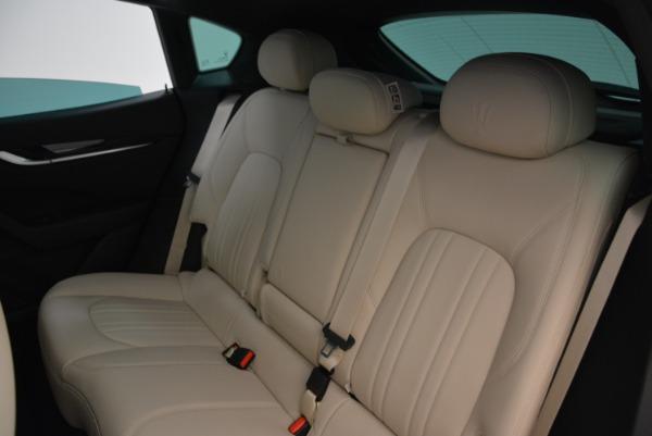 New 2017 Maserati Levante Q4 for sale Sold at Aston Martin of Greenwich in Greenwich CT 06830 20