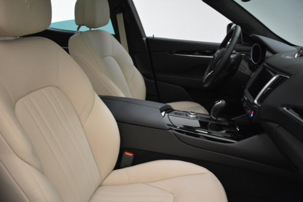 New 2017 Maserati Levante Q4 for sale Sold at Aston Martin of Greenwich in Greenwich CT 06830 21