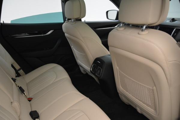 New 2017 Maserati Levante Q4 for sale Sold at Aston Martin of Greenwich in Greenwich CT 06830 25