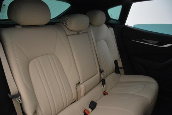 New 2017 Maserati Levante Q4 for sale Sold at Aston Martin of Greenwich in Greenwich CT 06830 26