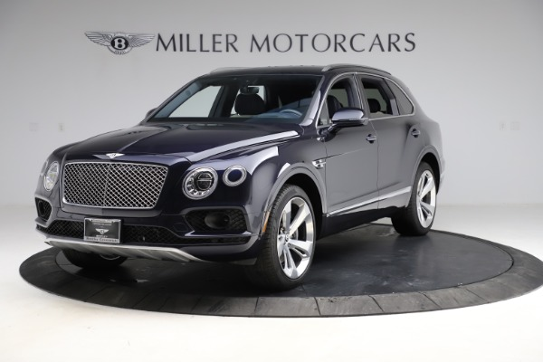 Used 2018 Bentley Bentayga W12 Signature for sale $154,900 at Aston Martin of Greenwich in Greenwich CT 06830 2