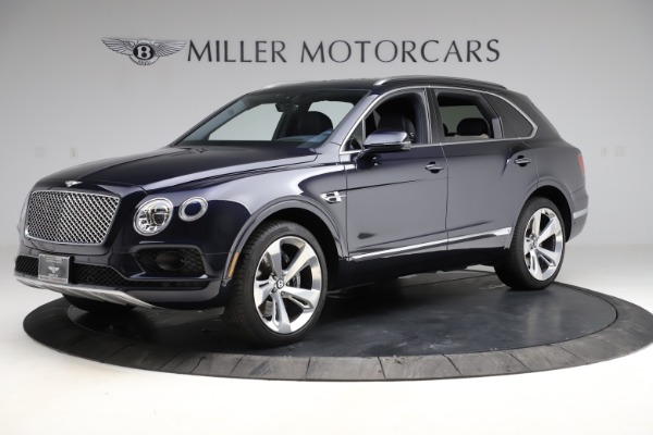 Used 2018 Bentley Bentayga W12 Signature for sale $154,900 at Aston Martin of Greenwich in Greenwich CT 06830 3
