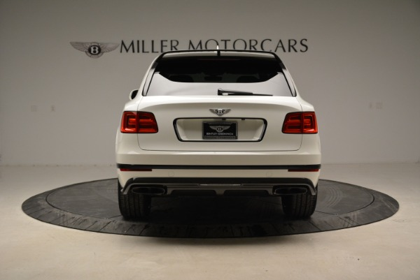 New 2018 Bentley Bentayga Black Edition for sale Sold at Aston Martin of Greenwich in Greenwich CT 06830 6