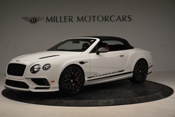 Used 2018 Bentley Continental GTC Supersports Convertible for sale $219,900 at Aston Martin of Greenwich in Greenwich CT 06830 13