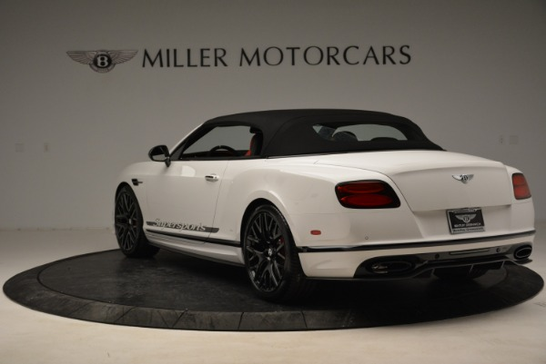Used 2018 Bentley Continental GTC Supersports Convertible for sale $219,900 at Aston Martin of Greenwich in Greenwich CT 06830 15