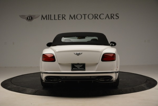 Used 2018 Bentley Continental GTC Supersports Convertible for sale $219,900 at Aston Martin of Greenwich in Greenwich CT 06830 16