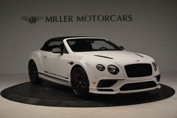 Used 2018 Bentley Continental GTC Supersports Convertible for sale $219,900 at Aston Martin of Greenwich in Greenwich CT 06830 19