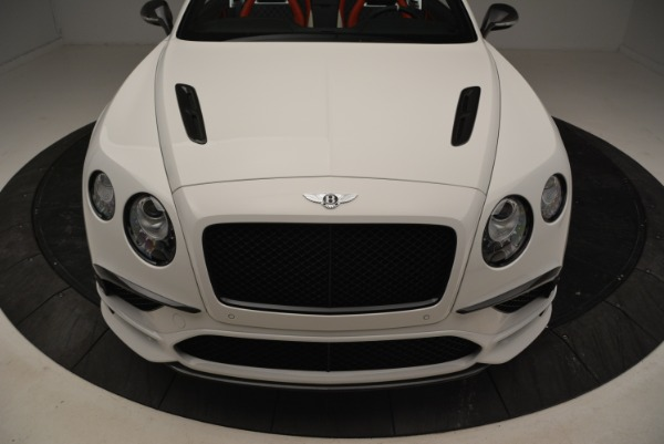 Used 2018 Bentley Continental GTC Supersports Convertible for sale $219,900 at Aston Martin of Greenwich in Greenwich CT 06830 20