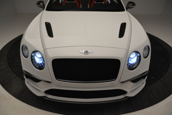 Used 2018 Bentley Continental GTC Supersports Convertible for sale $219,900 at Aston Martin of Greenwich in Greenwich CT 06830 21
