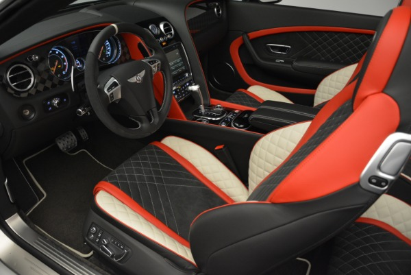 Used 2018 Bentley Continental GTC Supersports Convertible for sale $219,900 at Aston Martin of Greenwich in Greenwich CT 06830 26