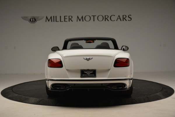 Used 2018 Bentley Continental GTC Supersports Convertible for sale $219,900 at Aston Martin of Greenwich in Greenwich CT 06830 6