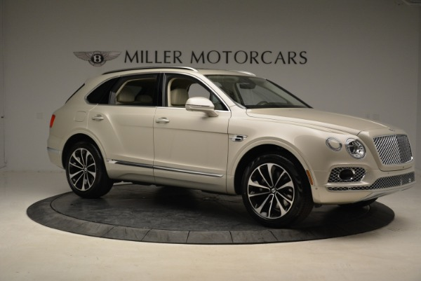 New 2018 Bentley Bentayga Signature for sale Sold at Aston Martin of Greenwich in Greenwich CT 06830 10