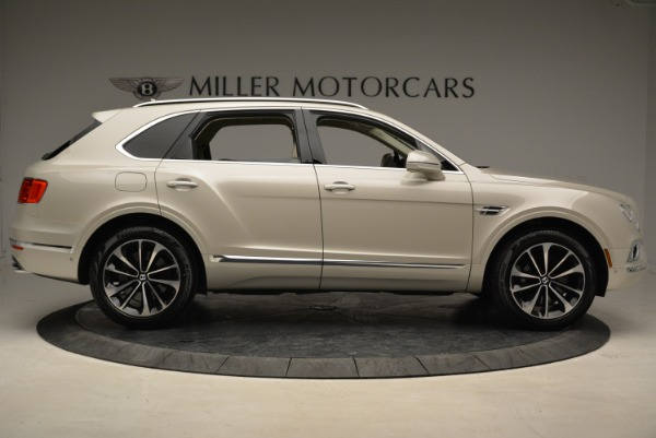 New 2018 Bentley Bentayga Signature for sale Sold at Aston Martin of Greenwich in Greenwich CT 06830 9