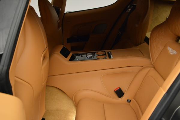 Used 2017 Aston Martin Rapide S Sedan for sale Sold at Aston Martin of Greenwich in Greenwich CT 06830 17