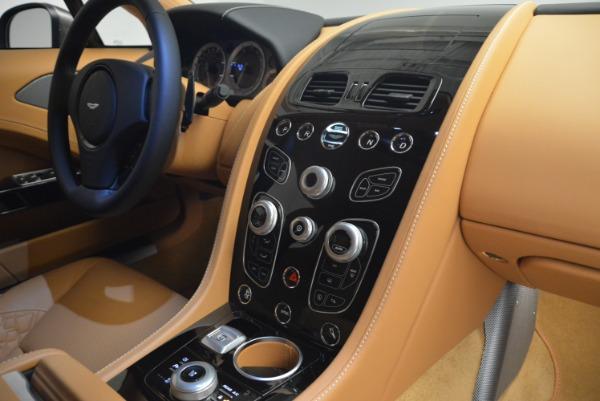 Used 2017 Aston Martin Rapide S Sedan for sale Sold at Aston Martin of Greenwich in Greenwich CT 06830 24