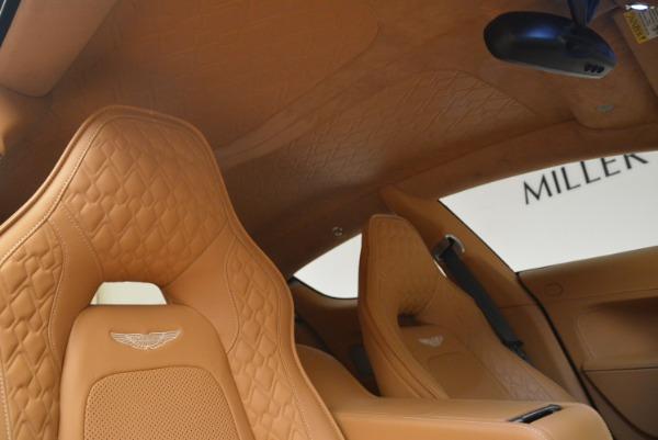 Used 2017 Aston Martin Rapide S Sedan for sale Sold at Aston Martin of Greenwich in Greenwich CT 06830 25
