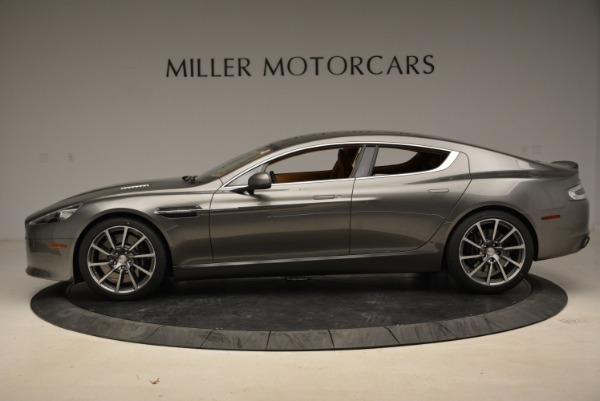 Used 2017 Aston Martin Rapide S Sedan for sale Sold at Aston Martin of Greenwich in Greenwich CT 06830 3