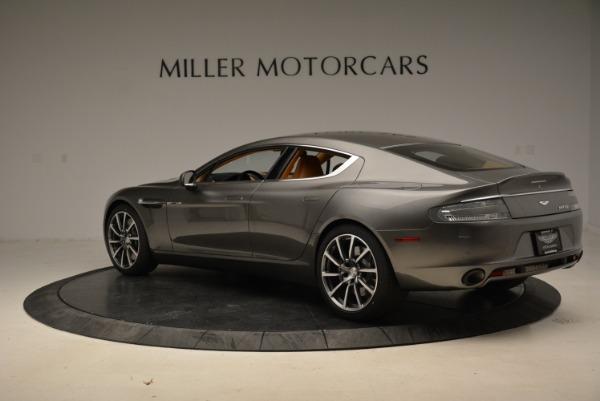 Used 2017 Aston Martin Rapide S Sedan for sale Sold at Aston Martin of Greenwich in Greenwich CT 06830 4