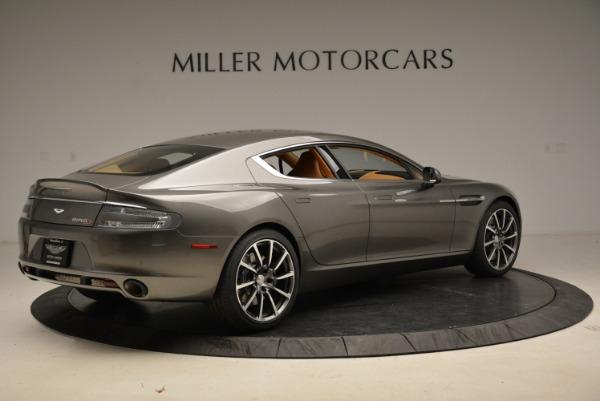 Used 2017 Aston Martin Rapide S Sedan for sale Sold at Aston Martin of Greenwich in Greenwich CT 06830 8