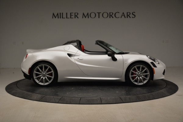 New 2018 Alfa Romeo 4C Spider for sale Sold at Aston Martin of Greenwich in Greenwich CT 06830 13