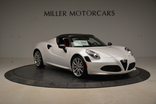 New 2018 Alfa Romeo 4C Spider for sale Sold at Aston Martin of Greenwich in Greenwich CT 06830 16