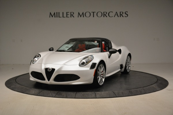 New 2018 Alfa Romeo 4C Spider for sale Sold at Aston Martin of Greenwich in Greenwich CT 06830 2