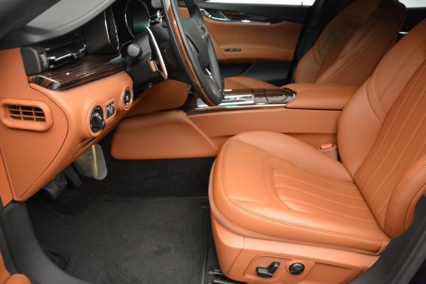 New 2016 Maserati Quattroporte S Q4 for sale Sold at Aston Martin of Greenwich in Greenwich CT 06830 13