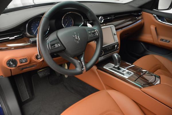 New 2016 Maserati Quattroporte S Q4 for sale Sold at Aston Martin of Greenwich in Greenwich CT 06830 14