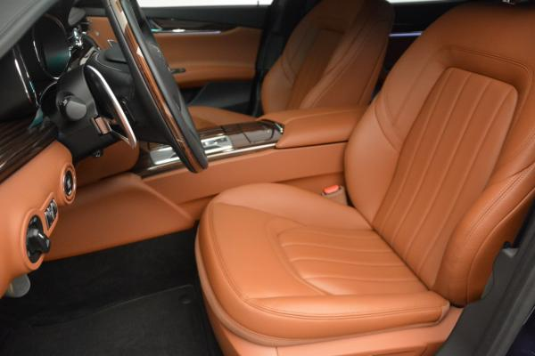 New 2016 Maserati Quattroporte S Q4 for sale Sold at Aston Martin of Greenwich in Greenwich CT 06830 15