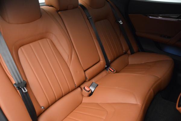 New 2016 Maserati Quattroporte S Q4 for sale Sold at Aston Martin of Greenwich in Greenwich CT 06830 25