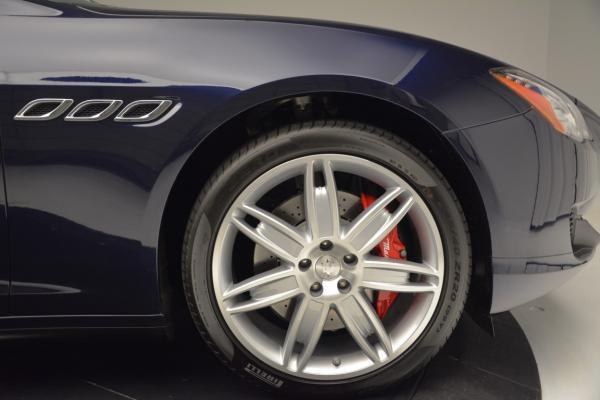 New 2016 Maserati Quattroporte S Q4 for sale Sold at Aston Martin of Greenwich in Greenwich CT 06830 26