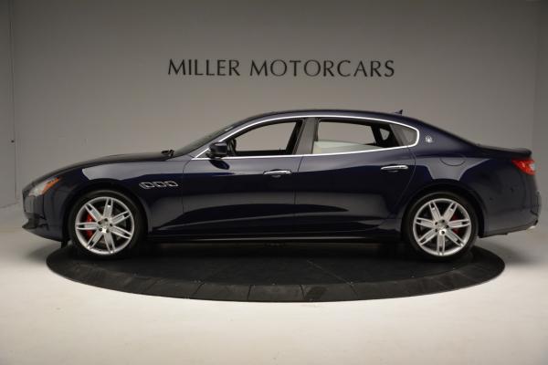 New 2016 Maserati Quattroporte S Q4 for sale Sold at Aston Martin of Greenwich in Greenwich CT 06830 3